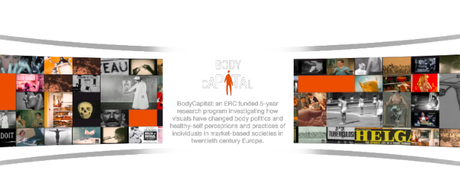 Audiovisuals and internet archives: Histories of healthy bodies in the 21st century